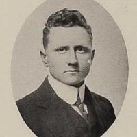 Edward Hart Richardson senior portrait from the 1913 Roanoke High School yearbook.jpg